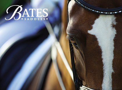 Bates Leather Saddles