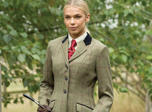 Tweed Riding Jackets and Waistcoats
