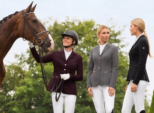 Show Riding Jackets and Waistcoats