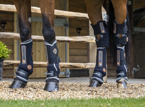 Cold Water Boots and Poultice Boots