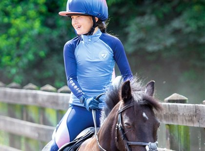 Junior Riding Clothing