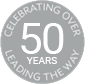 celebrating over 50 years leading the way