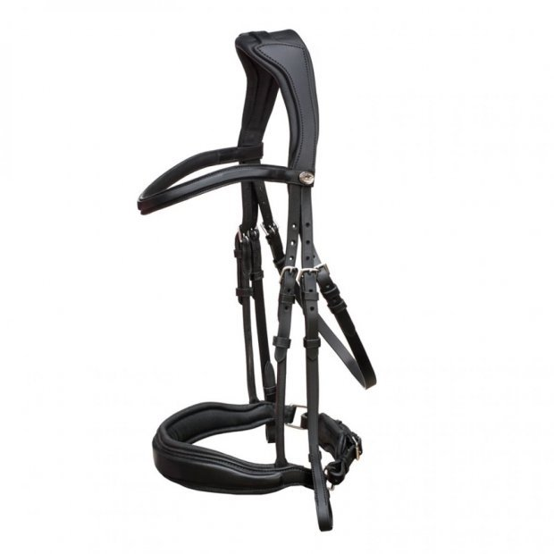 NEW additions to the Schockemohle bridle range!