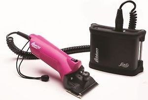 Lister Lithium the latest in Horse clippers ..