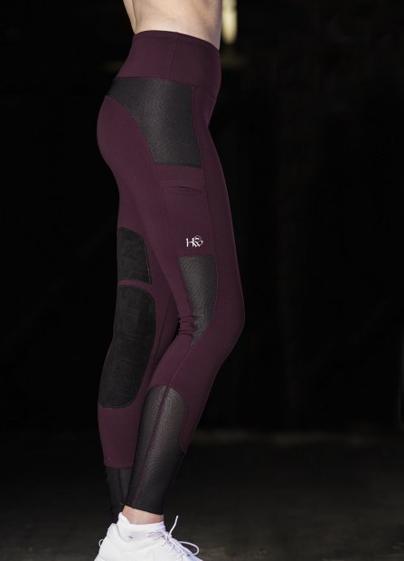 Horseware tights make a comfy addition ...