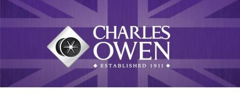 Charles Owen lead the way in protection !