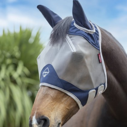 Armour Shield Pro Fly Protector Half Mask (Ears Only)