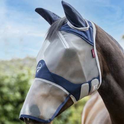 LeMieux Armour Shield Pro Fly Protector Full Mask (Ears & Nose)