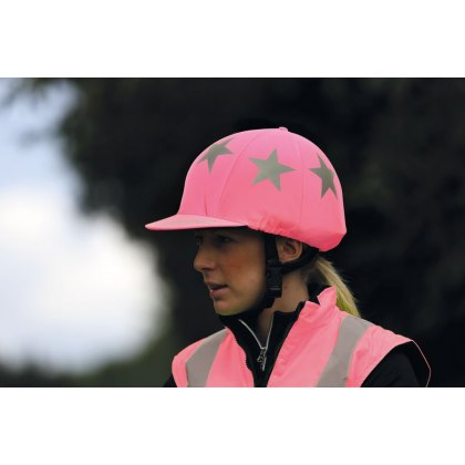 Shires Equi-Flector Hat Cover