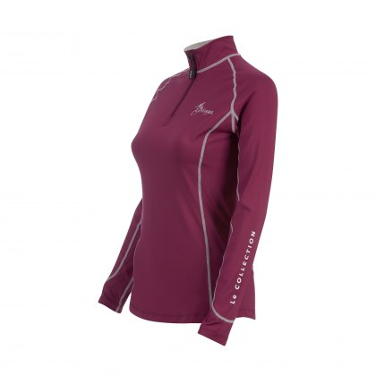 My LeMieux Base Layer Plum