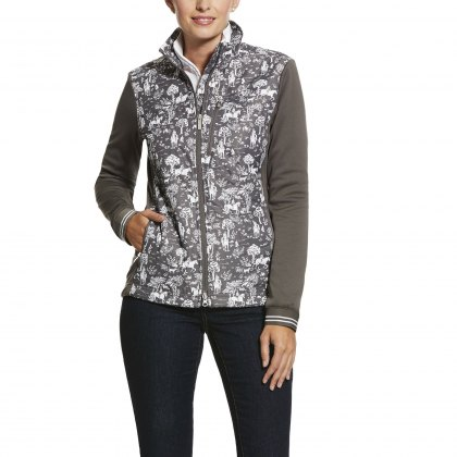 Ariat® Womens Hybrid Insulated Jacket