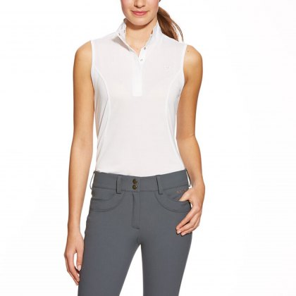 Ariat® Ladies Aptos Show Shirt Sleeveless