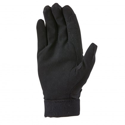 Dublin Meshback Riding Gloves Black