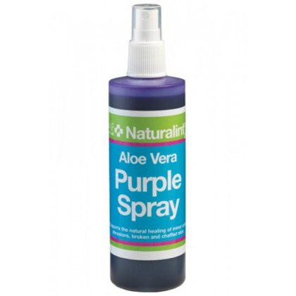 NAF Aloe Vera Purple Spray