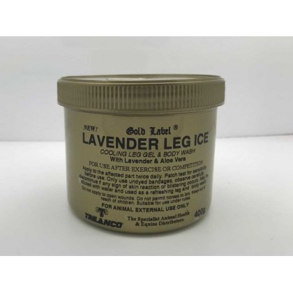 Gold Label Lavender Leg Ice