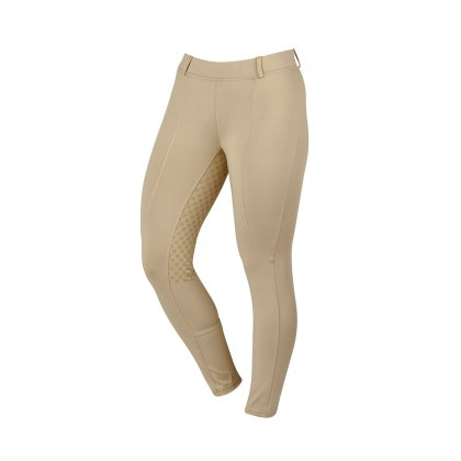 Dublin Performance Cool It Gel Ladies Riding Tights Beige