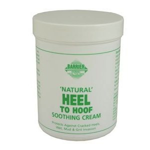 Barrier Healthcare Natural Heel to Hoof Soothing Cream