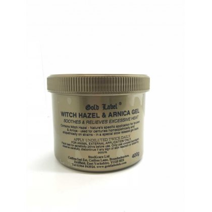 Gold Label Witch Hazel and Arnica