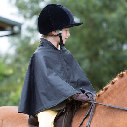 Equetech Junior Wax Show Cape