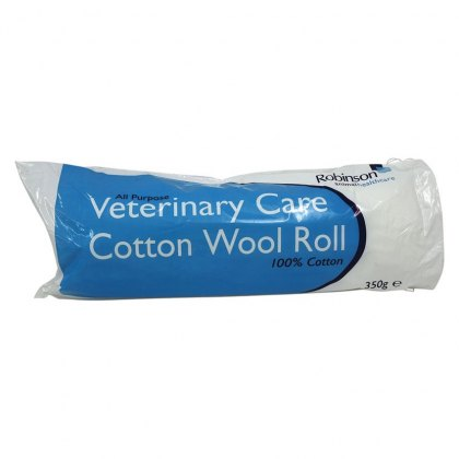 Robinsons Healthcare Cotton Wool Roll
