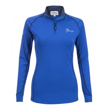 My LeMieux Base Layer Benetton Blue