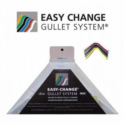 Bates/Wintec Easy Change Gullets