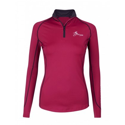 My LeMieux Base Layer Mulberry
