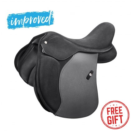 Wintec 2000 Pony All Purpose Saddle with Hart
