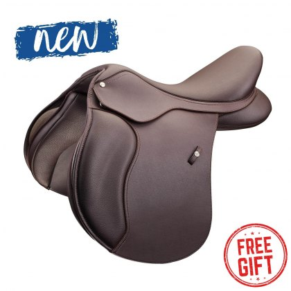 Wintec 500 Square Cantel All Purpose Saddle with Hart