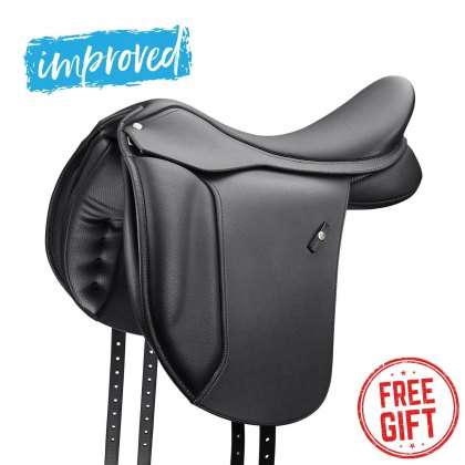 Wintec 500 Wide Dressage Saddle with Hart