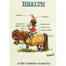Thelwell Health Greeting Card
