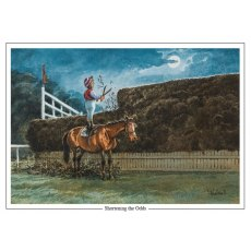 Thelwell Shortening The Odds Greeting Card