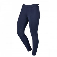 Dublin Performance Cool It Gel Ladies Riding Tights Navy