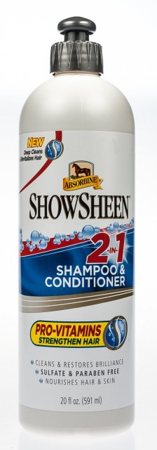 Absorbine Absorbine Showsheen 2 in 1 Shampoo and Conditioner